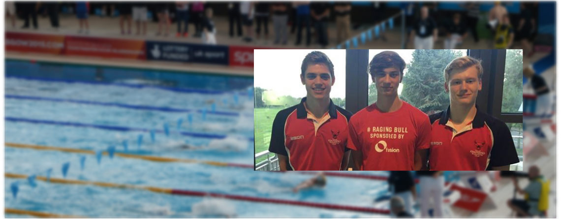 Oxford Trio Selected for National Junior Training Camp