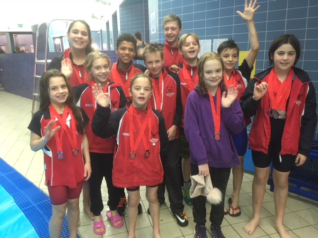 Strong swimming at city of oxford level 3 meet for Wantage swimming pool timetable